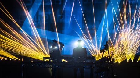 Orbital live at Vega