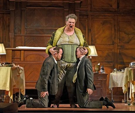 Opera Review: An Old Cuckold (with Horns on His Head)