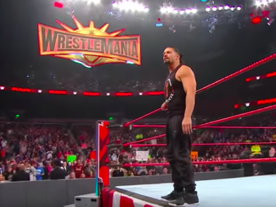 WWE Star Roman Reigns Credits Prayers 4 Cancer Being In Remission