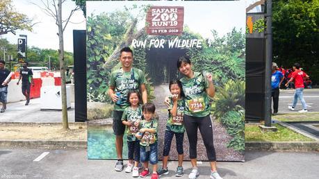 We barely made it! - Safari Zoo Run 2019