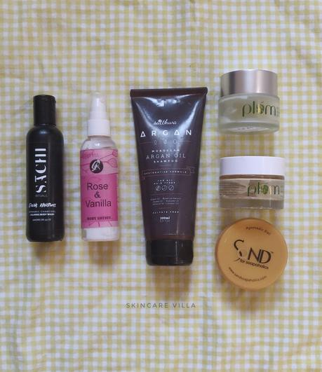Skincare, Haircare, Bodycare Empties #15