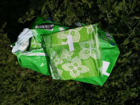 Whisper Ultra Clean XL Sanitary Pads Review
