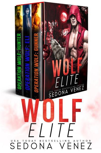 Wolf Elite  by  Sedona Venez