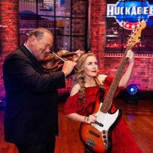 Annie Moses Band Teams Up With Gov. Mike Huckabee For 16th Annual Summer Music Festival