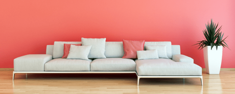 Four simple and easy design tweaks to brighten up your home