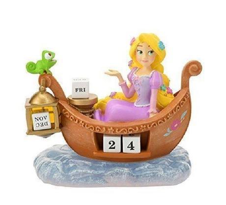 Disneys Tangled Rapunzel & Pascal Standing Figural Calendar