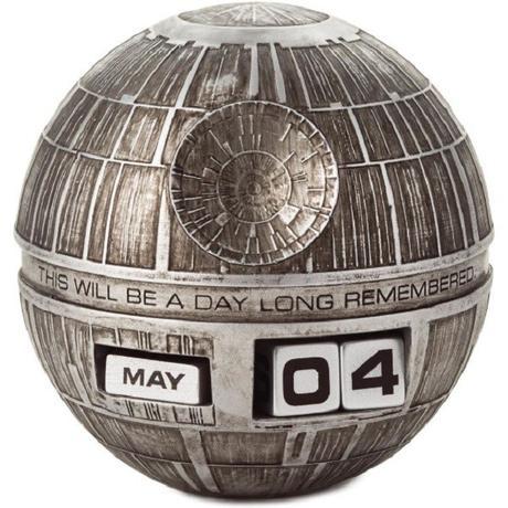 Star Wars Death Star Figural Calendar