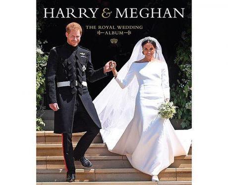 wedding planner book harry meghan the royal wedding album
