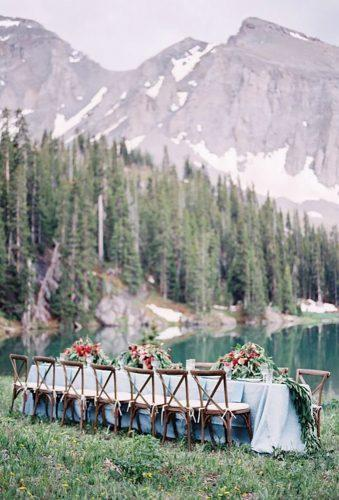 outdoor wedding venues mountains venues Heather Payne