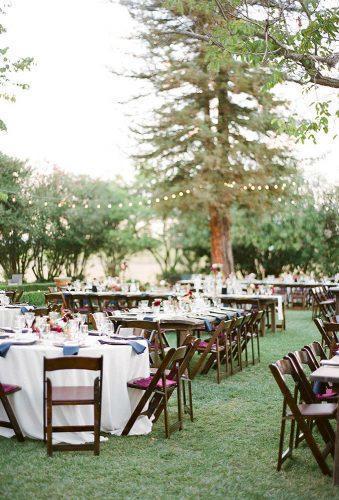 outdoor wedding venues park wedding reception Lacie Hansen