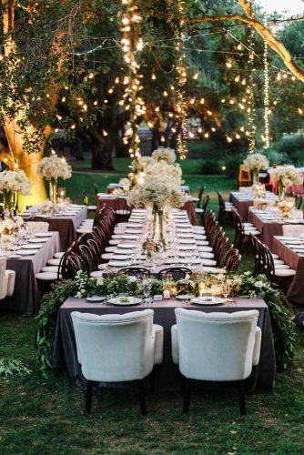 outdoor wedding venues backyard light decor stevesteinhardt
