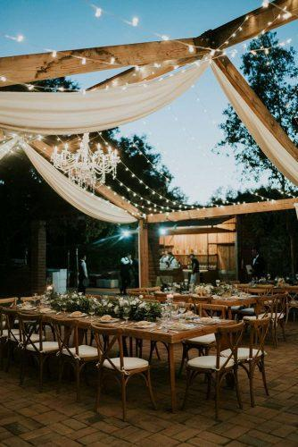 outdoor wedding venues evening barn reception The Times We Have