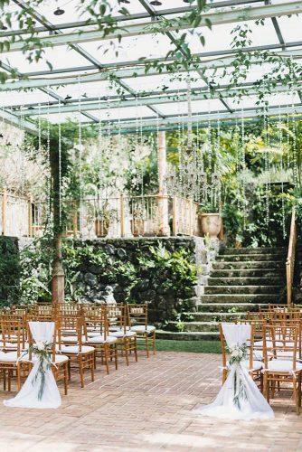 outdoor wedding venues park ceremony decor Jana Williams Photography