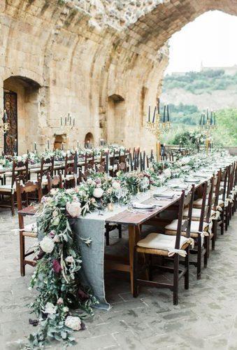 outdoor wedding venues castle reption laure fair