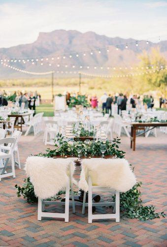 outdoor wedding venues mountains reception Daniel Kim Photography
