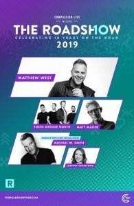 """""""The Roadshow Tour"""" 2019 Epic Mash Up Featuring Matthew West & More"""