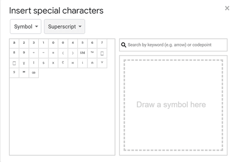 How to Superscript and Subscript in Google Docs – 2019
