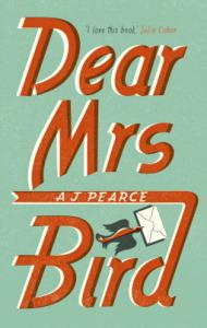 Talking About Dear Mrs Bird by A.J. Pearce with Chrissi Reads