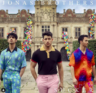 The Jonas Brothers Are Back! Releases New Single 'Sucker' & Video