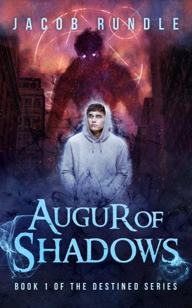 Auger of Shadows by Jacob Rundle