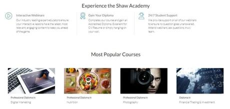 Shaw Academy Coupon Codes March 2019: Get Upto 80% Off