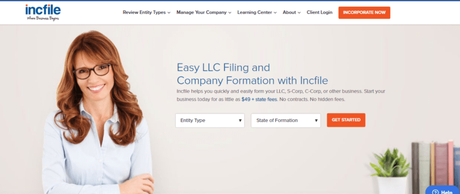 IncFile Review With Discount Coupon 2019: Get Upto 80% Off Now