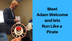 Meet Adam Welcome Lets Like Pirate