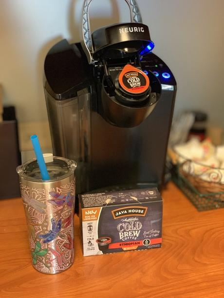 Java House Dual-Use Liquid Cold Brew Pods!