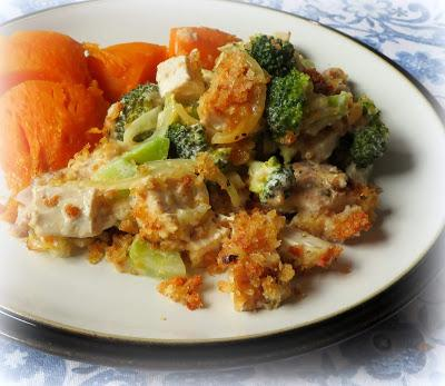 Turkey & Broccoli Casserole