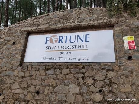 Fortune Select Forest Hills, Solan: Complete Sukoon!