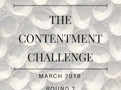Contentment Challenge Third Month Round