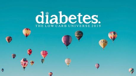 The world's first diabetes and low-carb event!