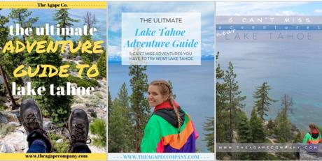 Adventures in Lake Tahoe