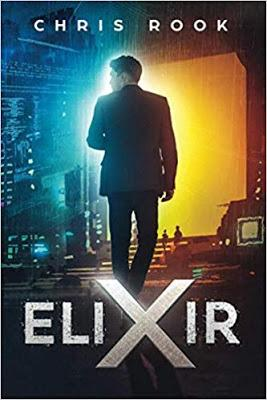 ELIXIR: Book Of The Week from Chris Rook (A Science Fiction Adventure)