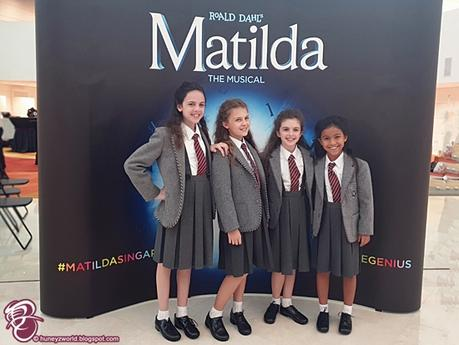 Step Into The Whimsical World Of MATILDA