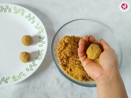 Immunobooster Jaggery Ladoo Recipe