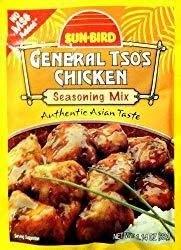general tso's tender pork