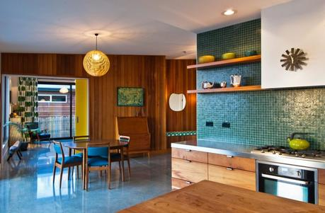 Mid Century Modern Kitchen Ideas