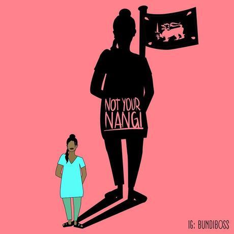 Malli, leave Nangi alone.