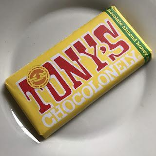 Tony's Chocolonely Almond Honey Nougat