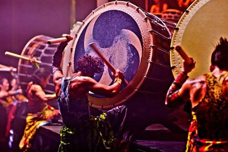 5 THINGS YOU MIGHT NOT KNOW ABOUT TAIKO DRUMMING | Sadler's Wells Blog #London #Articles