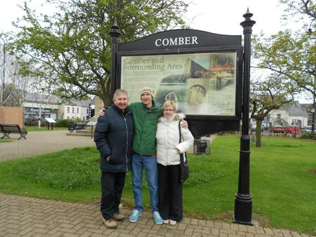 Comber, Northern Ireland home of famous protected potatoes.