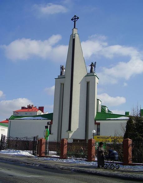 St. Patrick's Church, Warszawa (Kościół św. Patryka w Warszawie)