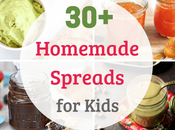 Delicious Healthy Homemade Spreads Kids
