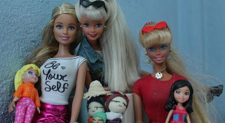 Image: Barbie and Friends, on MaxPixel | Creative Commons Zero - CC0