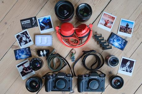 What's in my Gear Bag ?