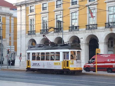 Backpacking in Portugal: Touring Lisbon