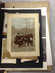 Max Wertheimer and Family Scrapbooks