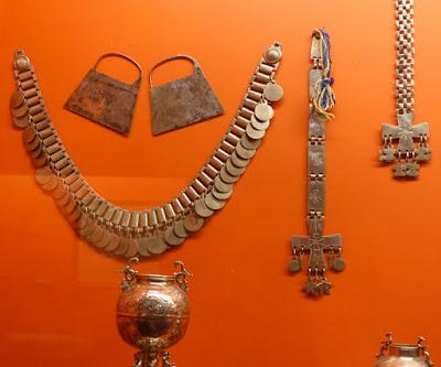 THE COLCHAGUA MUSEUM, Santa Cruz, Chile: From Shark Teeth and Pre-Columbian Pottery to Old Maps and Automobiles