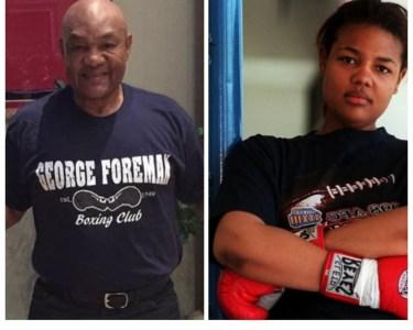 George Foreman's Daughter Freeda Foreman Apparently Committed Suicide